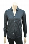 Wholesale Womens Ex Chainstore Long Sleeve Shirt Blouse Work Black
